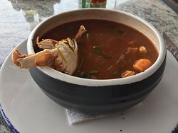 Sopa de Mariseos Mar