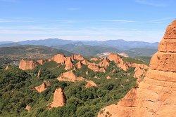 Overlook of Las Medulas
