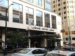 Awesome Stay in Heart of Seattle - Thanks Loews!