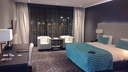 Комфортабельный отель в Алмере.