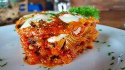 Lasagna veg & non