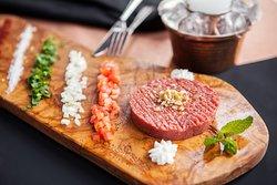 Kibbeh Naihe   Lebanese steak tartar