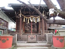 Yanagimori Shrine