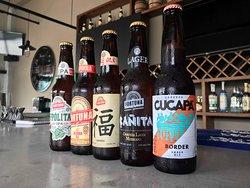Exquisitas Cervezas artesanales
