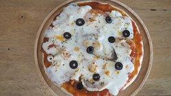 Pizza seafood 🍤🍕