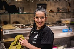 our chef Josipa