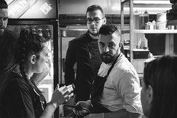 chefs talk