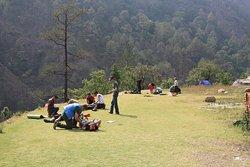 WFR Himalaya course at NDI Campus, Kuflon Uttarkashi