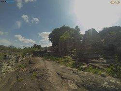 Igatu, Cidade de Pedras chamada carinhosamente de Machu Picchu baiana, encantos da magnífica, espetacular, esplêndida, surreal, única  Chapada Diamantina, um dos maiores Polos Ecoturístico do Brasil. Contemplação de um dos mais belos Trekking do Brasil.