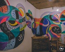 Main Dining Area Wall Art