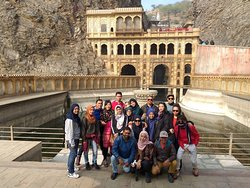 Last minute Golden Triangle Tour for a group of 20 people
