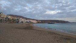 Playa de las Vistas, la tarde (2018, 18 octubre)