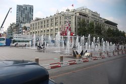 Fountains in Phu My