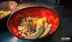 budha bowl - vegánske jedlo