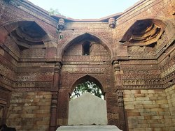 Iltutmish's Tomb