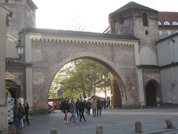 Sendlinger Gate (Interior) - Munich, Germany