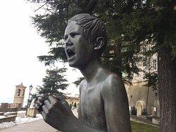 Children of Beslan Statue