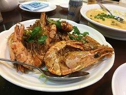 salt and pepper shrimps
