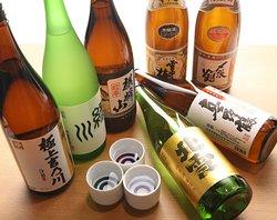 新潟地酒と旬の食材をお愉しみ下さい