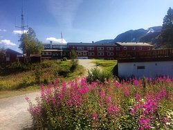 View from Vatnahalsen station