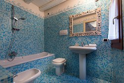 Bathroom - Arena Deluxe ((address: Piazzetta Mura Gallieno 46)