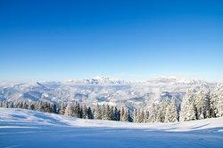 The view on Kamniško Savinjske Alps