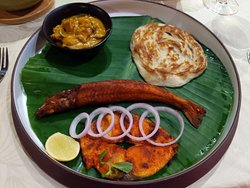 Fantastic Chettinad cuisine