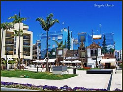 Plaza Antonia Guerrero