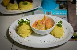 We specialize in authentic Jamaican cuisine.