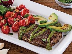 Avocado Sirloin, una opción saludable dentro de nuestro Menú Lunch 2019
