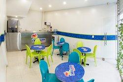 Zona Embajador express, en esta zona encontrara deliciosos desayunos y comida expres.