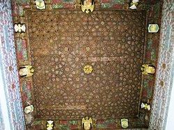techo de los Reyes Catolicos