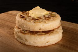 crumpets are great