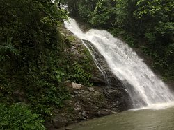 Biausevu Waterfall