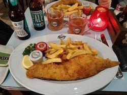 """La """"porzioncina"""" di fish and chips"""