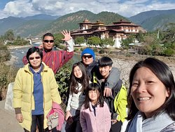 Ley Hoon and Family from Singapore