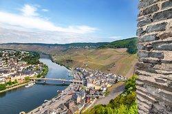 Aussicht von der Burg Landshut