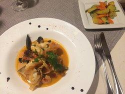 Seafood, ein Special - traumhaft