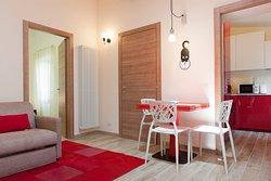 Casa Rossa - via Santa Felicita 9