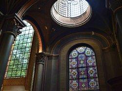 Церковь Сен-Жермен-де-Пре. Южный трансепт