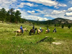 Estes Park Outfitters - Day Tours