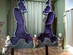 Museu Gramado - Minerais & Pedras Preciosas