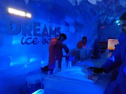 Dreams Ice Bar