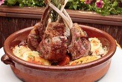 Lamb Chop Casserole (dinner)
