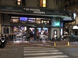 Cafe Le Quartier General