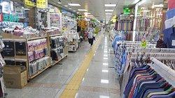Namdaemun Undeground Shopping Center