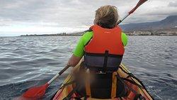 Tenerife snorkelling and kayaking