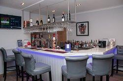 The Kirkton main bar