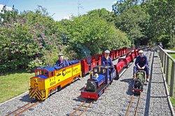 Echills Wood Railway
