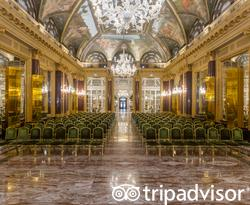 Rits Events Room at The St. Regis Rome